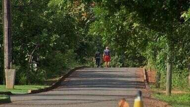 Frequentadores do Parque Mãe Bonifácia cobram mais segurança no local - Frequentadores do Parque Mãe Bonifácia cobram mais segurança no local.
