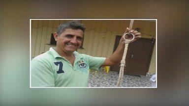 Após tentativa de homicídio, homem está desaparecido em Vilhena, RO - Um homem de 42 anos está desaparecido desde a tarde da última segunda-feira (19), em Vilhena (RO), município distante cerca de 700 quilômetros de Porto Velho. Dagoberto Moreira, de 42 anos, era o alvo dos assassinos que mataram por engano dois pedreiros no final do ano passado no Bairro Jardim Universitário.