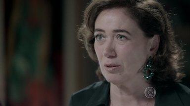 Maria Marta se desespera com a revelação de João Lucas - Cristina vai ao apartamento de Maria Isis