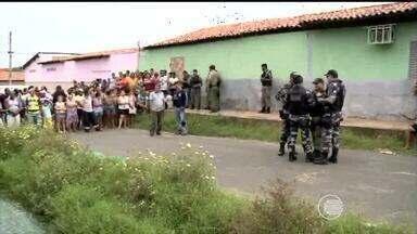Mulher é assassinada após reagir a assalto no bairro Porto Alegre - Mulher é assassinada após reagir a assalto no bairro Porto Alegre