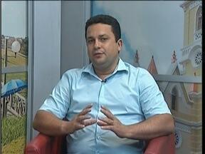 Prefeito de Timóteo, Keisson Drumond, fala sobre os próximos passos de sua gestão - Gestor afirma que a Copasa já está trabalhando para reorganizar o saneamento básico na cidade.