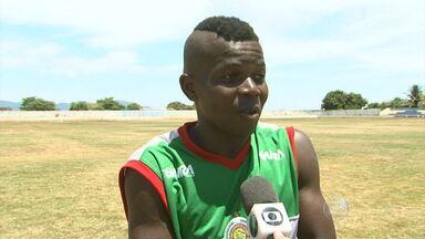 Juazeirense investe em reforço internacional para a temporada - Conheça o atleta africano que chegou ao time.