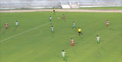 Com dois gols de Jó Boy, Auto Esporte vence o Miramar por 2 a 1 - Evandro marcou o gol do Tubarão do Porto. Macaco Autino conseguiu sua primeira vitória na competição