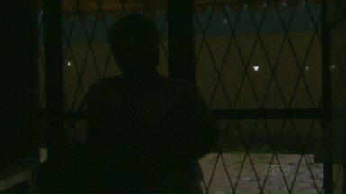 Mãe denuncia o próprio filho por assalto em Cascavel - O jovem de 17 anos foi reconhecido nas gravações do assalto.