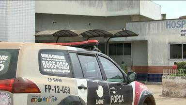 Detento que provocou tiroteio em fórum foge de hospital em São Luís - Ele teria sido resgatado por dois homens em um camburão. Sejap confirma fuga e diz que está apurando o caso.
