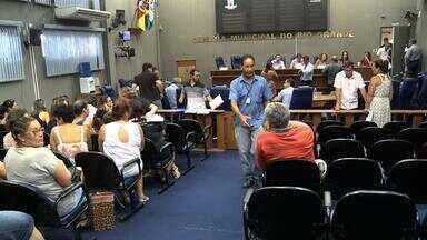 Vereadores aprovam reajuste e alteração no plano do magistério municipal de Rio Grande, RS - Piso terá reajuste de 13,1%.