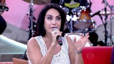 Cláudia Matarazzo comenta as gafes dos foliões - Consultora de etiqueta fala sobre o que pode e o que não pode na hora da folia nas ruas