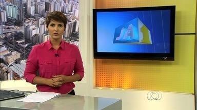 Confira os destaques do Jornal Anhanguera 1ª Edição - Moradores do Parque Amazônia reclamam de mato alto e insegurança.