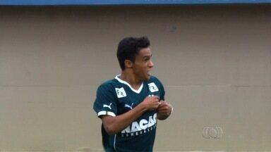 Veja os destaques do Globo Esporte - Dirigentes do Goiás negociam retorno de Walter para o time. Atacante Erik volta a sorrir e fala em fazer história no Alviverde.