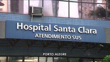 UTI neonatal do Hospital Santa Casa é fechada por contaminação por vírus - Uma mãe entrou no local resfriada e acabou contaminando o próprio bebê.