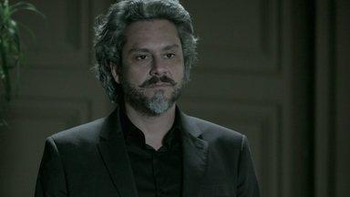 Império - Capítulo de quarta-feira, dia 11/02/2015, na íntegra - José Alfredo demite José Pedro