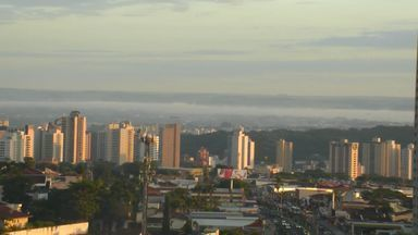 Veja como fica o tempo nesta quinta-feira (12) em Ribeirão Preto - Há previsão de chuva, mas sol deve aparecer ao longo do dia.