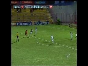 Linense perde para Audax em Osasco - Na abertura da quarta rodada da série A-1, o Linense (SP) foi a Osasco e saiu perdendo para o Audax. Mas conseguiu um empate nos acréscimos. 1 a 1, no estádio José Liberatti, em Osasco.