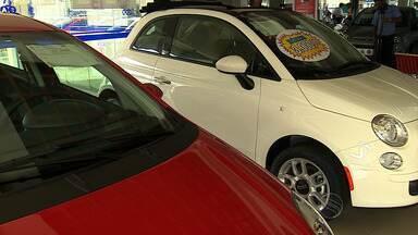 Sem incentivos fiscais, vendas de carros novos caem - Sem incentivos fiscais, vendas de carros novos caem.