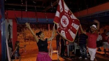 Igrejinha se prepara para o desfile de carnaval - Este ano a escola vai homenagear a fundadora da comunidade São Benedito