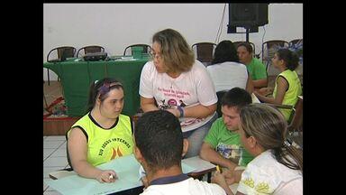 Apae realiza audiência sobre Plano Municipal dos direitos humanos - Audiência aconteceu na tarde de quarta-feira (11).