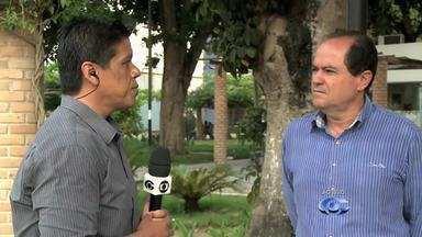 Reunião movimenta cadeia produtiva da mandioca em Alagoas - Produtores discutem o armazenamento e o preço do produto.Ação é intermediada pela Secretaria de Agricultura.