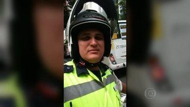 Polícia do Rio investiga se atropelamento de agente foi proposital - Davi foi atropelado por um ônibus na terça-feira (10) na Avenida Presidente Vargas, Centro do Rio, depois de pedir que motorista parasse o veículo. A empresa de ônibus é suspeita de ocultar provas. O corpo do agente será enterrado nesta quinta (12).