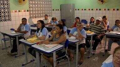 Índice de analfabetismo no Ceará cresceu - Veja exemplo de projeto que trabalha com a Educação de Jovens e Adultos.