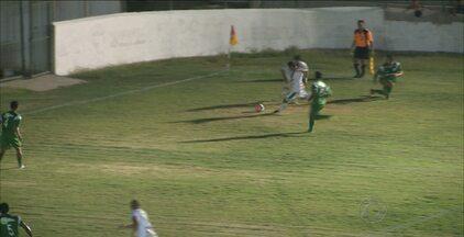 Sousa e Miramar de Cabedelo empatam por 1 a 1 - Partida aconteceu na noite desta quarta-feira no Estádio Marizão. Caio e Rodrigo Poty marcaram os gols do jogo