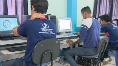 Centro do Menor Salesiano enfrenta dificuldades para se manter em Porto Velho - Centro do Menor Salesiano enfrenta dificuldades para se manter em Porto Velho.