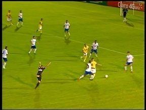 Ypiranga assume vice-liderança com goleada - Equipe venceu a primeira dentro de casa.