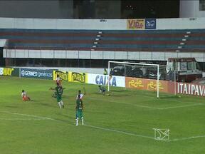 Sampaio e Socorrense ficam no empate em Sergipe - O Sampaio empatou com o Socorrense, em Sergipe, no segundo jogo na copa do nordeste.