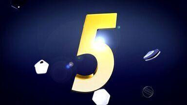 """Confira a primeira edição do """"Baião de 5"""" da Copa do Nordeste - Confira a primeira edição do """"Baião de 5"""" da Copa do Nordeste"""