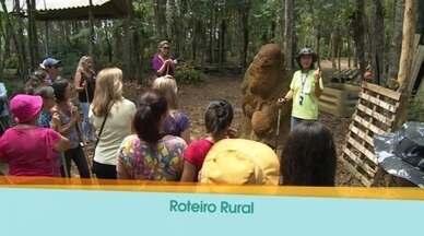 Roteiro Rural - Assista ao vídeo