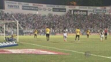 Ponte Preta derrota São Bernardo em casa por 2 a 0 no Paulistão - Time de Campinas é líder do grupo 2 do Campeonato Paulista. Veja os gols.