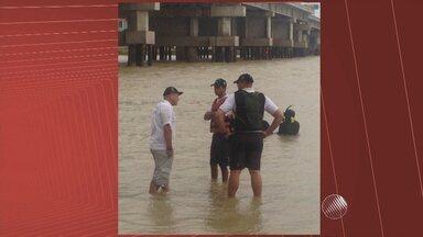 Irmãos morrem afogados durante passeio de caiaque no Rio São Francisco - Corpos foram encontrados na região da Ilha do Fogo.