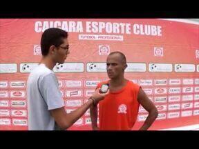 Rinaldo anuncia que pode encerrar carreira no Caicara em 2015 - Rinaldo anuncia que pode encerrar carreira no Caicara em 2015