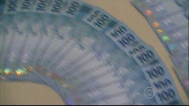Polícia apreende R$ 9 mil em notas falsas no Agreste de PE - Polícia Federal explica que repasse de dinheiro falso também é crime.