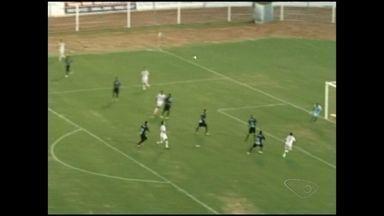 Estrela do Norte, do ES, se classifica para próxima fase da Copa Verde - Equipe fez história ao vencer equipe de Goiás.