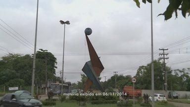 Monumentos culturais de Porto Velho continuam sem manutenção - Monumentos culturais de Porto Velho continuam sem manutenção.