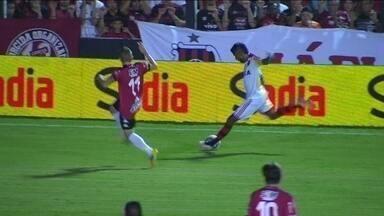 Melhores momentos: Brasil de Pelotas 1 x 2 Flamengo pela Copa do Brasil 2015 - Alecsandro e Pará marcam para os cariocas. Nena desconta para os donos da casa.