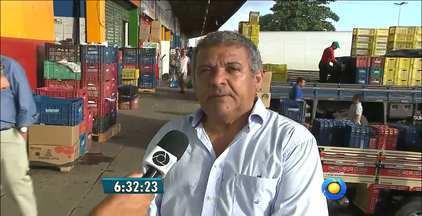 Diretor da Empasa fala sobre greve dos caminhoneiros - Segundo ele, a paralisação não afeta o abastecimento de alimentos na Paraíba.