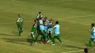 Amadense é derrotado pelo CRB na Copa do Brasil - Alagoanos venceram por 2 a 1, de virada. Jogo da volta acontece no dia 02 de abril, no Rei Pelé, em Maceió.