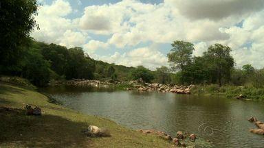 Conheça as histórias e as crenças que cercam o Rio Ipanema, no Sertão de Alagoas - Reportagem do quadro do Meio Ambiente percorreram o rio, que nasce em Pernambuco e se encontra com o Rio Tapera, em AL.