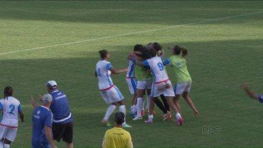 Foz Cataratas vence o Botafogo e avança na Copa do Brasil feminina - Foz Cataratas vence o Botafogo e avança na Copa do Brasil feminina
