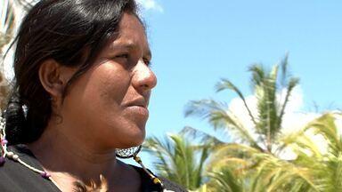 Conheça uma índia Pataxó que conquistou um lugar de destaque em uma associação - Veja na reportagem especial do Bahia Rural.