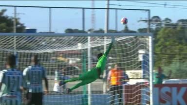 Com técnico novo, Prudentópolis ganha o seu primeiro ponto contra o Coritiba - Com técnico novo, Prudentópolis ganha o seu primeiro ponto contra o Coritiba