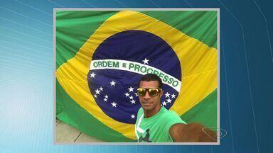 Corpo de surfista morto durante ioga em Belize chega ao Brasil - Segundo a irmã, o corpo chegou ao Rio de Janeiro nesta segunda-feira (2).Velório e enterro acontecem na manhã de terça-feira (3), em Vila Velha.