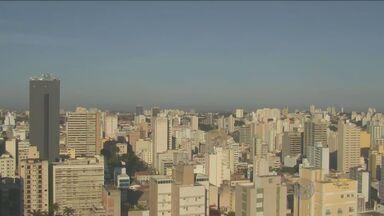 Temperatura máxima em Campinas pode alcançar os 30ºC - Mínima registrada na cidade foi de 19ºC
