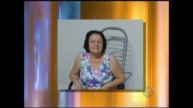 Exame deve confirmar causa da morte de idosa em Guararapes - O Instituto Adolf Lutz deve confirmar nos próximos dias se a morte de uma idosa em Guararapes (SP) foi mesmo por causa da dengue. A cidade enfrenta a pior epidemia da história e a mulher pode ser a quinta vítima da doença neste ano.