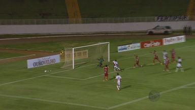 Boa Esporte perde em casa para o Tombense no Campeonato Mineiro - Boa Esporte perde em casa para o Tombense no Campeonato Mineiro