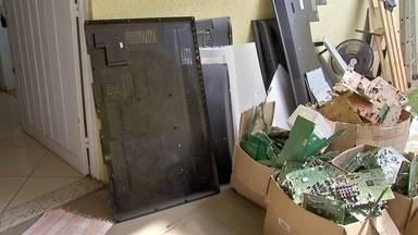 Eletrônicos geram situação complicada na hora do descarte - Saiba quais são as medidas corretas na hora de se desfazer desses equipamentos