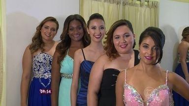 Gloria Kalil ajuda cinco formandas a escolherem seus vestidos para a festa - A estilista dá dicas de acordo com as características e preferências de cada uma