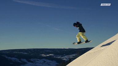 Snowboard Na Noruega