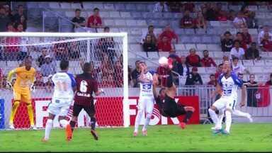 Meta do Atlético-PR é se recuperar no Paranaense - Furacão vem de duas derrotas seguidas, a última delas com o time principal na Arena da Baixada